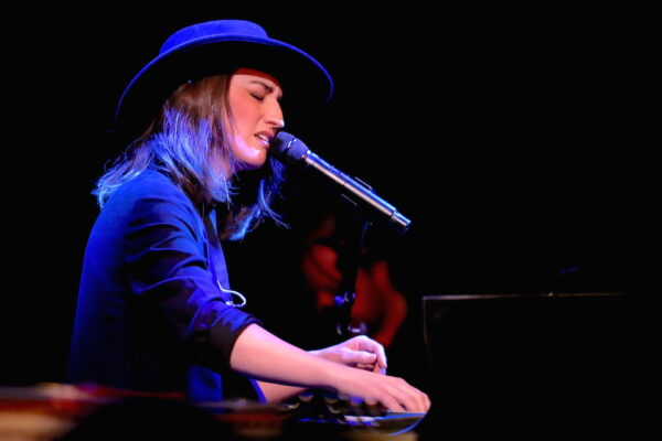SARA BAREILLES STUNS BOWERY BALLROOM WITH NEW MUSIC
