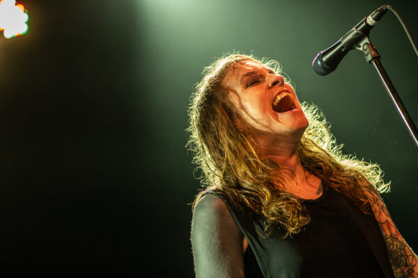 LAURA JANE GRACE & THE DEVOURING MOTHERS PLAY BOSTON