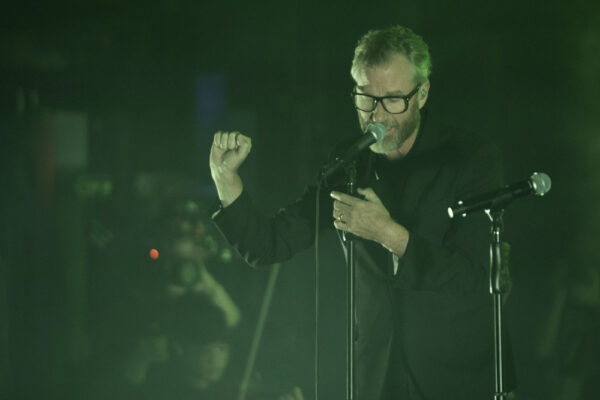 THE NATIONAL PERFORM THEIR NEW RECORD AT THE BEACON THEATRE