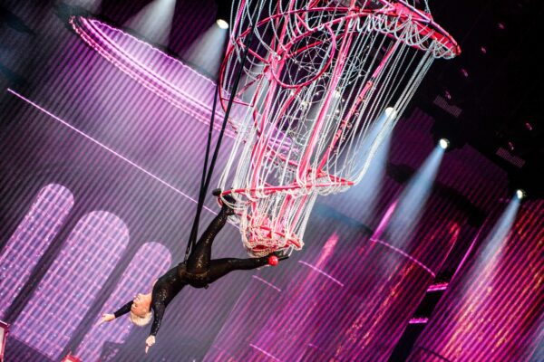 P!NK STUNS AT MADISON SQUARE GARDEN