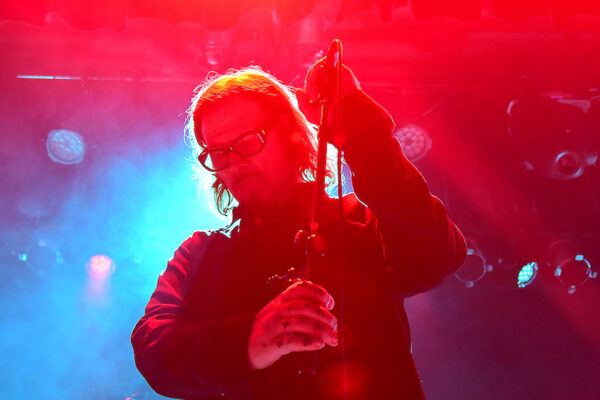 MARK LANEGAN STITCHED UP THE WOUNDS AT WARSAW