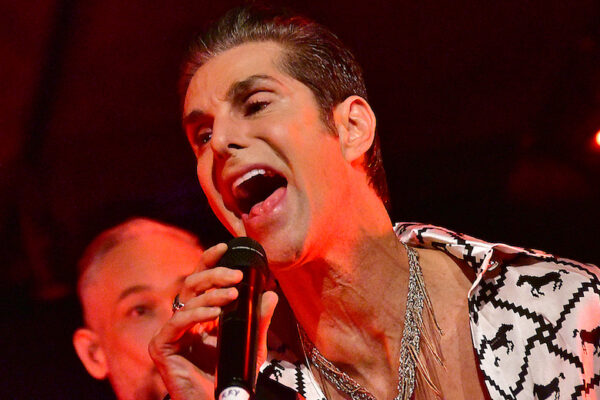 PERRY FARRELL'S KIND HEAVEN ORCHESTRA SOARED AT CITY WINERY