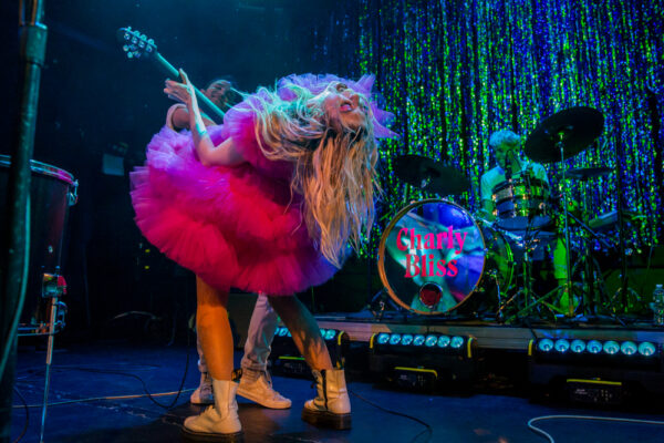 CHARLY BLISS RETURN HOME TO BOWERY BALLROOM
