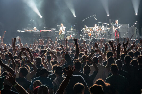 PHISH STACKS THE DECK AT MOHEGAN SUN