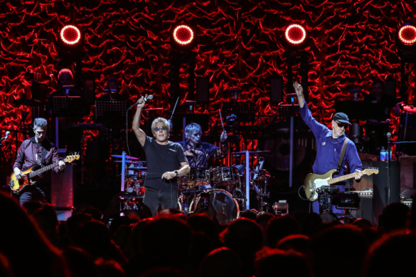 THE WHO & REIGNWOLF SATISFY SOLD-OUT JONES BEACH CROWD