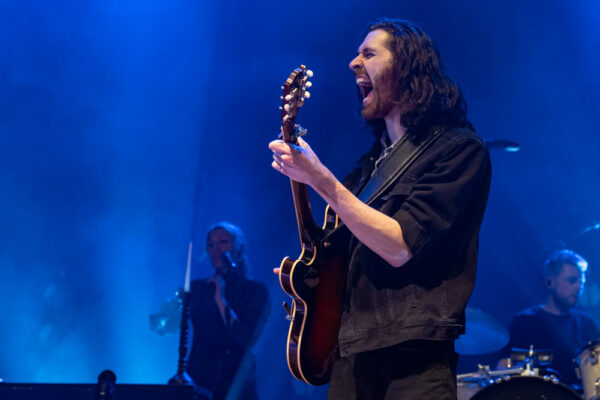 HOZIER PLAYS A STUNNING SET AT HAMMERSTEIN BALLROOM