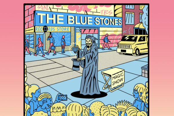 WIN TICKETS TO THE BLUE STONES AT ROUGH TRADE ON 2-19-20