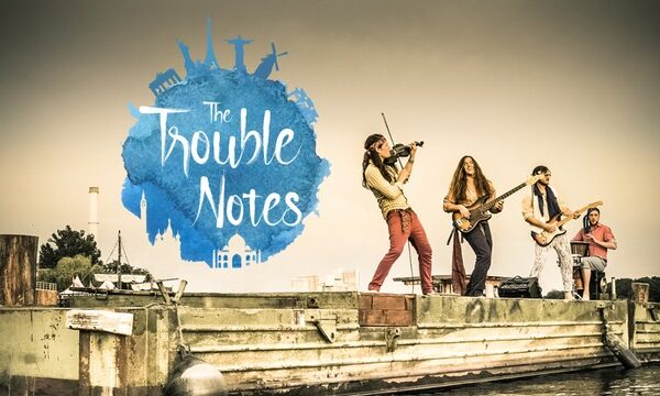 VIDEO PREMIERE: 'SURFING WITH THE SPHINX' BY THE TROUBLE NOTES