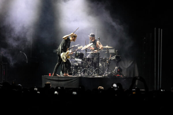 ROYAL BLOOD'S BEN THATCHER ON NEW LP & MORE: 'IT'S IMPORTANT TO BREAK YOUR OWN RULES'
