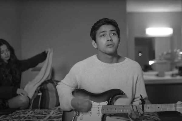 VIDEO REVIEW: 'WILD GIRL' (ACOUSTIC) BY FRANCISCO MARTIN